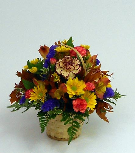 Fall Simply Pretty in Royersford PA, Three Peas In A Pod Florist
