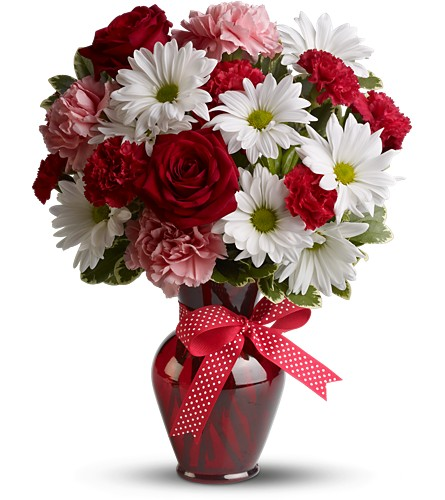 Hugs and Kisses in Houston TX, G Johnsons Floral Images