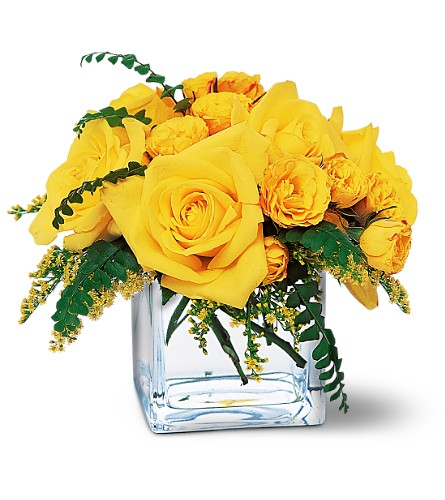 Yellow Rose Bravo! in Orlando FL, Orlando Florist