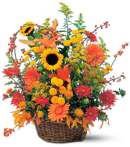 Majestic Fall in Fernandina Beach FL, Artistic Florist