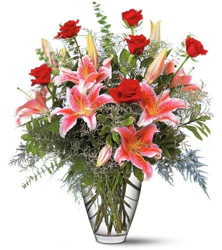 Celebrations Bouquet in Albany NY, Emil J. Nagengast Florist