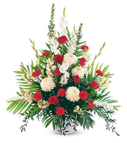 Cherished Moments Arrangement in Abington MA, The Hutcheon's Flower Co, Inc.