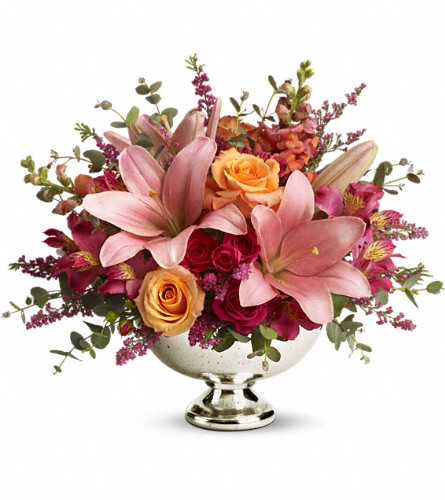 Teleflora's Beauty In Bloom in Rochester NY, Red Rose Florist & Gift Shop