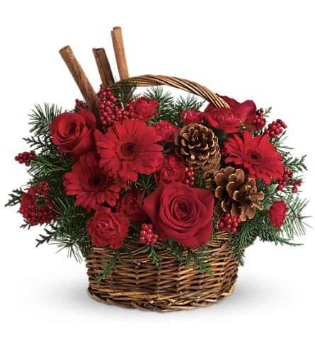 Berries and Spice in Fort Worth TX, TCU Florist