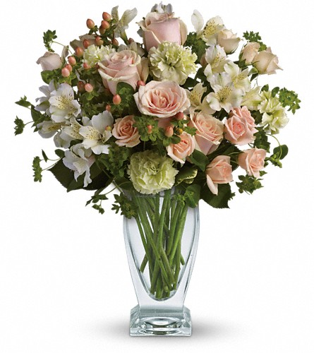 Anything for You by Teleflora in New York NY, Fellan Florists Floral Galleria