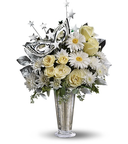 Teleflora's Toast of the Town in Brooklyn NY, Artistry In Flowers