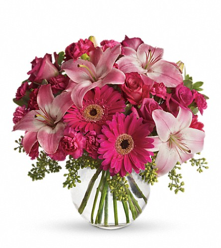 A Little Pink Me Up in Lexington KY, Oram's Florist LLC