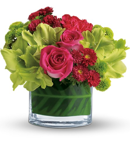 Teleflora's Beauty Secret in Woodbury NJ, C. J. Sanderson & Son Florist