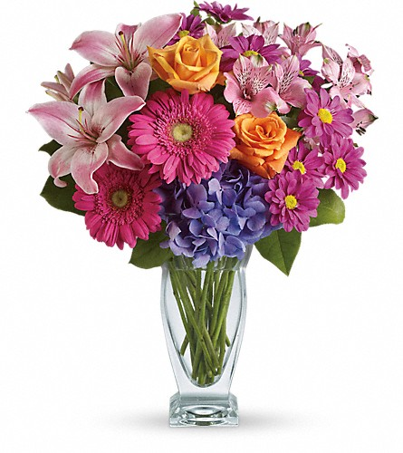 Wondrous Wishes by Teleflora in Weymouth MA, Bra Wey Florist