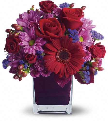 It's My Party by Teleflora in Woodland Hills CA, Abbey's Flower Garden