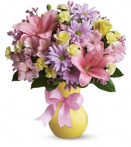 Teleflora's Simply Sweet in Federal Way WA, Buds & Blooms at Federal Way