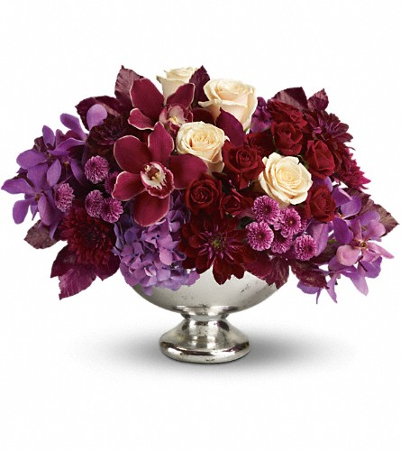 Teleflora's Lush and Lovely in New York NY, Fellan Florists Floral Galleria