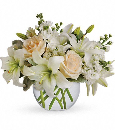 Isle of White in Beaumont TX, Blooms by Claybar Floral