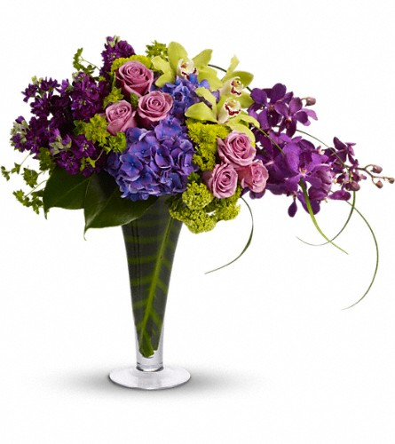 Your Majesty in Traverse City MI, Cherryland Floral & Gifts, Inc.