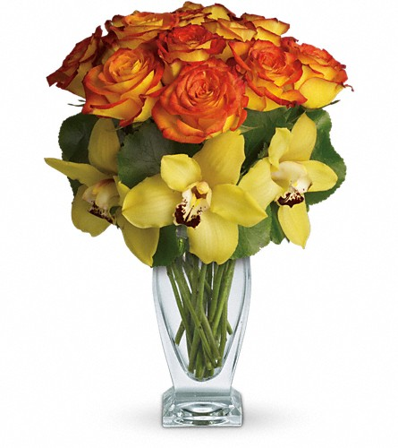 Teleflora's Aloha Sunset in Maple ON, Irene's Floral
