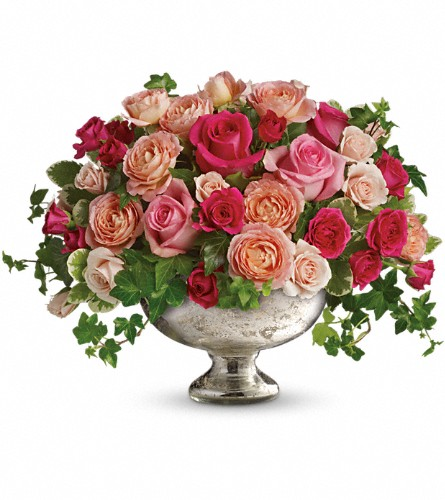 Queen's Court by Teleflora in Schenectady NY, Felthousen's Florist & Greenhouse
