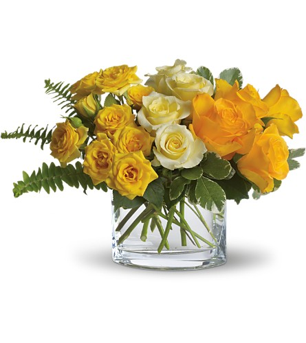 The Sun'll Come Out by Teleflora in Santa Clara CA, Fujii Florist - (800) 753.1915