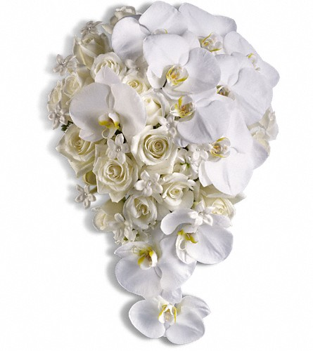 Style and Grace Bouquet in Richmond BC, Touch of Flowers