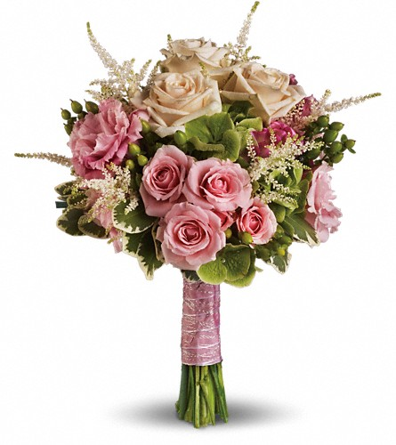 Rose Meadow Bouquet in Kelowna BC, Burnetts Florist & Gifts