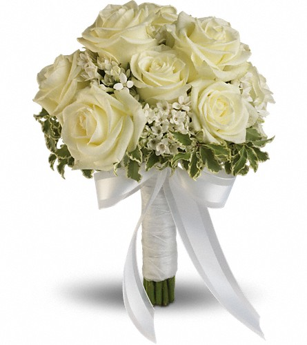 Lacy Rose Bouquet in Penetanguishene ON, Arbour's Flower Shoppe Inc