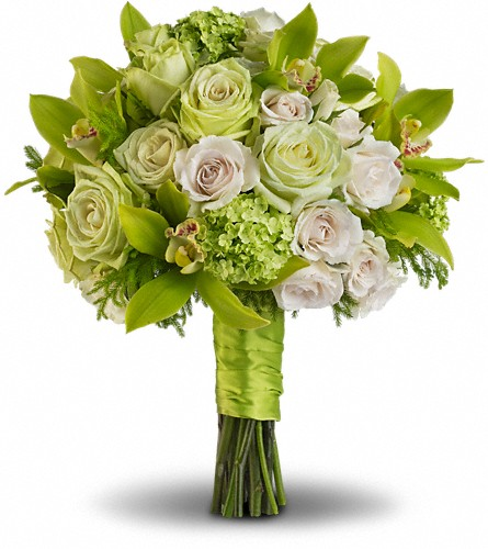 Luscious Love Bouquet in Bakersfield CA, White Oaks Florist