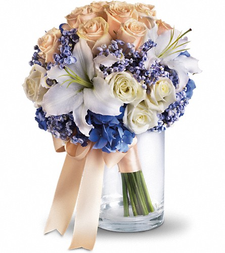Nantucket Dreams Bouquet in Albany NY, Emil J. Nagengast Florist