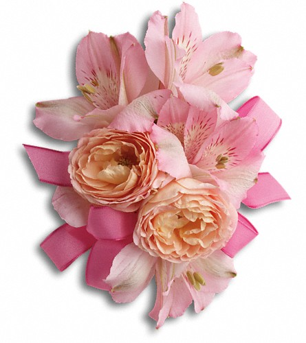 Beloved Blooms Corsage in Sayville NY, Sayville Flowers Inc
