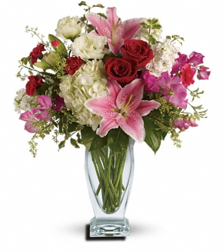 Kensington Gardens by Teleflora in Woodbridge NJ, Floral Expressions