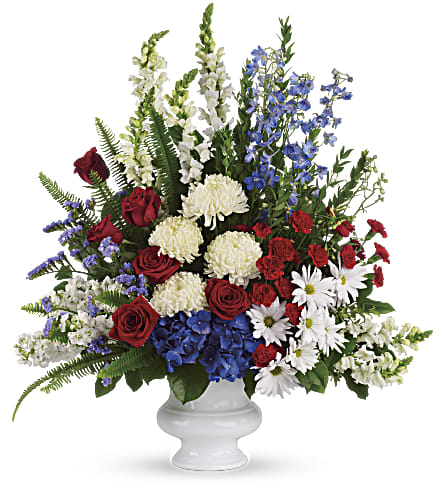 With Distinction in Oklahoma City OK, Array of Flowers & Gifts