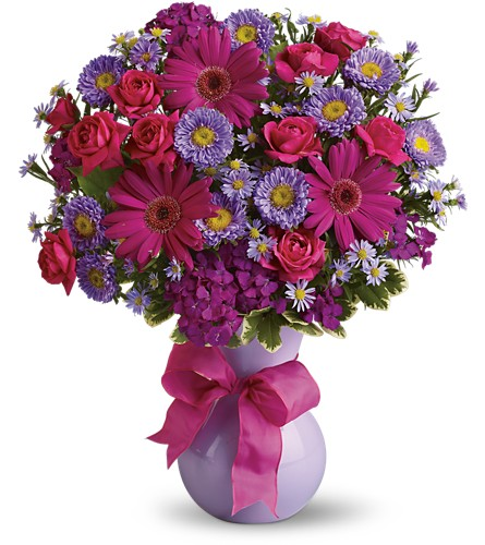 Teleflora's Joyful Jubilee in Red Oak TX, Petals Plus Florist & Gifts