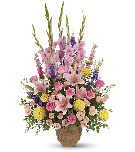 Ever Upward Bouquet by Teleflora in Wolfeboro Falls NH, Linda's Flowers & Plants