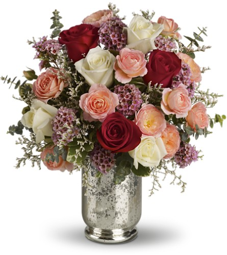 Teleflora's Always Yours Bouquet in Reseda CA, Valley Flowers