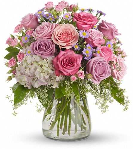 Your Light Shines in Nutley NJ, A Personal Touch Florist
