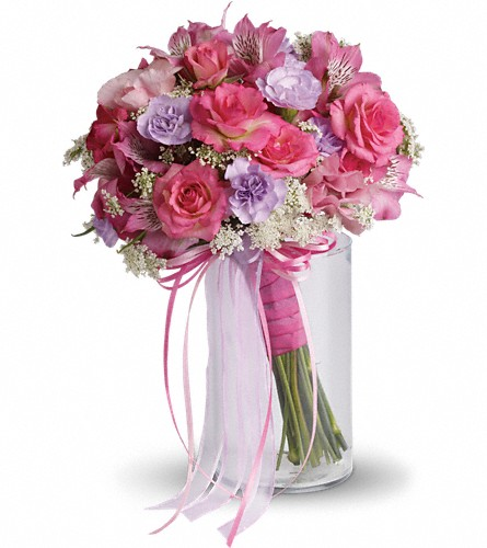 Fairy Rose Bouquet in Oklahoma City OK, Array of Flowers & Gifts