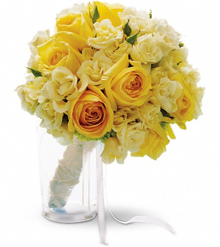 Sweet Sunbeams Bouquet in Hillsborough NJ, B & C Hillsborough Florist, LLC.