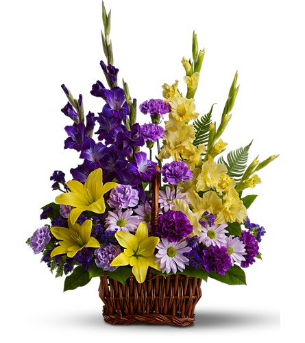 Basket of Memories in Fort Worth TX, TCU Florist