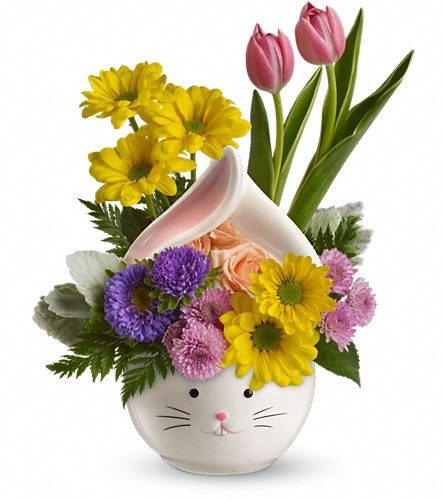 Teleflora's Easter Bunny Bouquet in Ajax ON, Reed's Florist Ltd