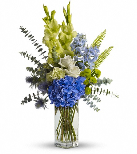 On Cloud Nine Bouquet by Teleflora in Bakersfield CA, White Oaks Florist