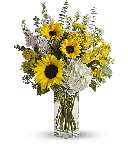 To See You Smile Bouquet by Teleflora in Bakersfield CA, White Oaks Florist