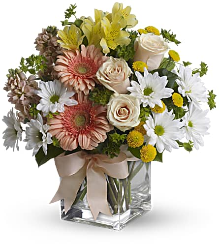 Teleflora's Walk in the Country Bouquet in Brecksville OH, Brecksville Florist