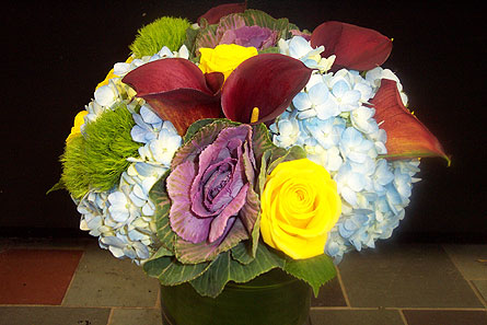 Just Because in New York NY, Fellan Florists Floral Galleria