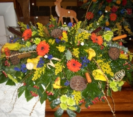 The Rustic Outdoorsmen Spray in Kentwood LA, Glenda's Flowers & Gifts, LLC
