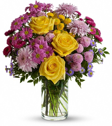 Summer Romance in usa-send-flowers NJ, Stanley's America's Florist & Gifts