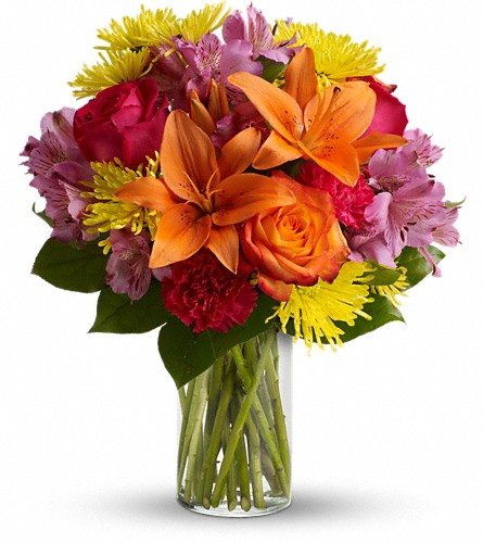 Bright Smiles in DeKalb IL, Glidden Campus Florist & Greenhouse