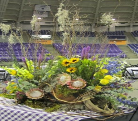 Event in Fort Worth TX, TCU Florist