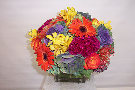 Color Me Fall in New York NY, Fellan Florists Floral Galleria