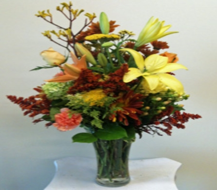 Autumn Highlights in Naples FL, Gene's 5th Ave Florist