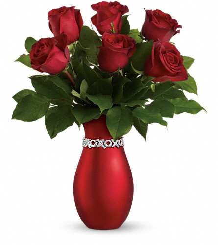 Teleflora's Endless Kisses - Long Stemmed Roses in Cincinnati OH, Peter Gregory Florist