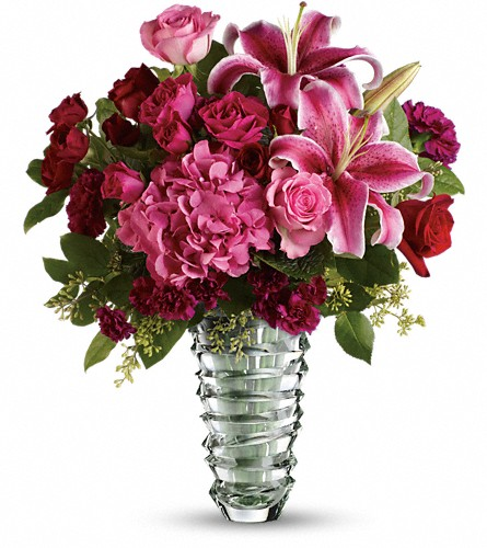 Teleflora's Swept Away - Long Stemmed Roses in Needham MA, Needham Florist