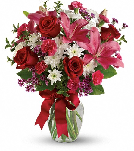 For My Sweetheart in Largo FL, Rose Garden Florist